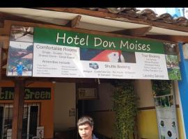 Hotel Don Moisés, Copán