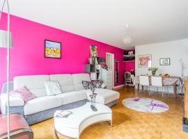 Brigth Apartment - Boulogne - 55 sqm, Булонь-Бийанкур