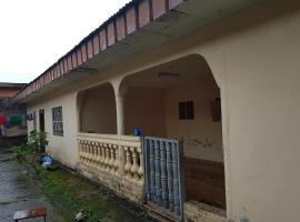 Lewis Lodge, Bissono, Sanmelima, Sangmélima