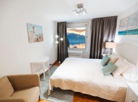 ☆ Apartment 2 bedroom, city centre, Montreux view ☆, Montreux
