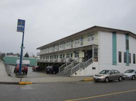 Aleeda Motel, Prince Rupert