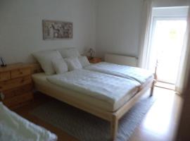 Ferienappartment mit Schlafzimmer