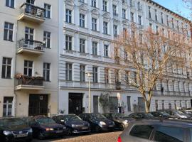 Apartment Helmholtzplatz
