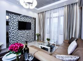 Central Park Apartments, Odessa