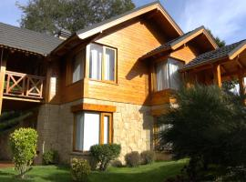 Cabañas Sonnenheim, Villa La Angostura