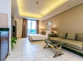 Suite [Ease by Emaar] Residences Tower Studio Apartment, Dubaj