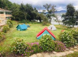 Camping Los Balcones, Cuítiva
