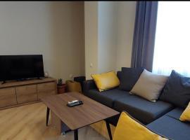 A Modern studio apartment near Lisi lake, Tbilisi