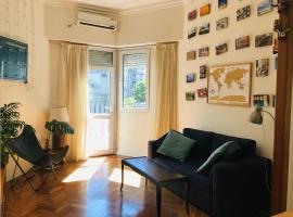 Apartment & Office @ Theater district, Buenos Aires