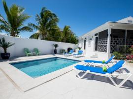 3 Bedroom Villas - Ports of Call Resort, Grace Bay