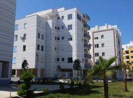 Rruga Qerret Plazh, Dielli Residence, Golem