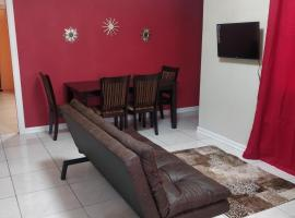St. Augustine Deluxe Apartments, Curepe