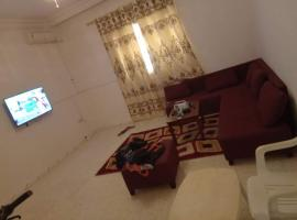hergla cafe slama Appartement, Harqalah