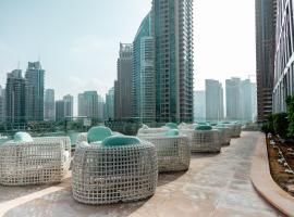 Nasma Luxury Stays - Cayan Tower, Dubai