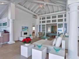 Beachfront Villa-5 Bedrooms, Grace Bay