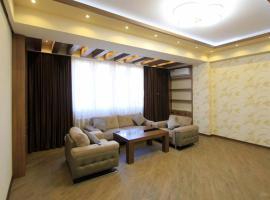 Apartment on Pushkin Street, Yerevan