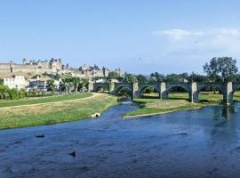 Appartement 2 pièces 4 pers centre-ville 80264, Carcassonne