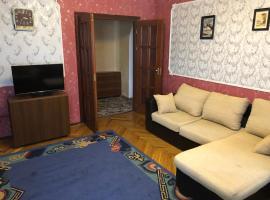 Blv. Stefan cel Mare 3 ultracenter apartment, Chişinău