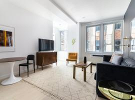 Lovely Suites at Wall Street by Sonder, Нью-Йорк
