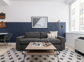 Deluxe Suites at Wall Street by Sonder, Нью-Йорк