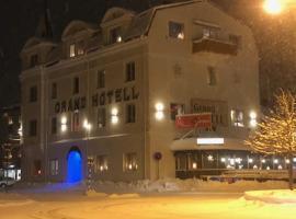Grand Hotell, Strömsund