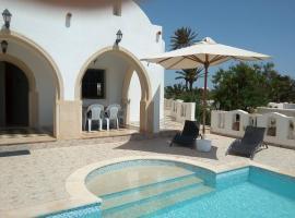 Villa Araggio, Al Ḩaddādah