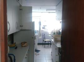 Apartment fully furnished US$700/month minimum one year of contract., Lima