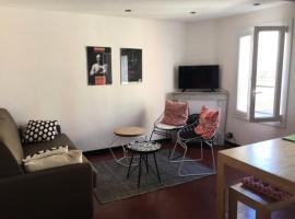 Appartement 2 pièces 4 personnes à moins de 500m de la plage - Maeva Particuliers 81786, Bandol