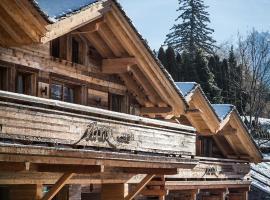 Üna Lodge, Le Châble