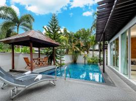 Kamala Paradise Villa by Family Bungalow, Kamala Beach