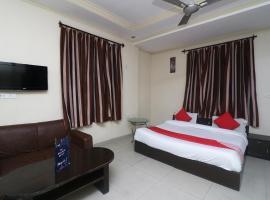 OYO 25037 Hotel Taj Heaven, Agra