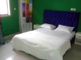 Residence LEBIGJOHNNY, 杜阿拉