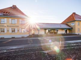 Hotel Am Sommerbad