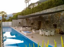 Villa Roccia, Agarone