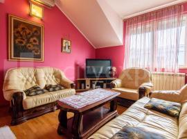 100 M2 Apartment, Vracar, Belgrade, Vračar (historical)