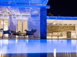 Villa ANARINA RETREAT MYKONOS, Miasto Mykonos
