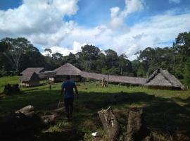 Espiritu de Otorongo, Iquitos