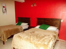 O'Glynn Hotel, Trujillo