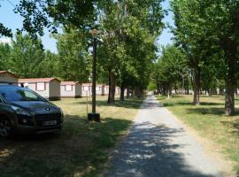 Camping Sunissim Saint Aygulf Plage 4*, Fréjus