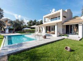 Villa Macdasia, Korfu