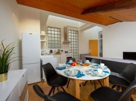Lugano Centro Apartment Sleeps 6 Air Con, Lugano