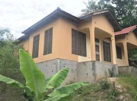 Nyindo's House, Dar es Salaam