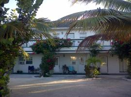 Silver palms guest house with car included, The Bight Settlements