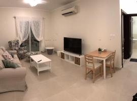 1+1 KAEC furnished apartment شقه مقروشه في مدينه الملك عبدالله الاقتصاديه, King Abdullah Economic City