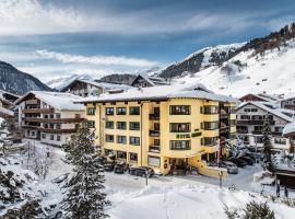 Hotel Grieshof, Sankt Anton am Arlberg