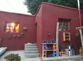 cabaña Joséluz, Tilcara