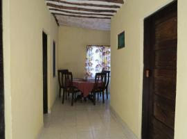 Bluebell apartment #2, Diani Beach