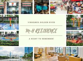 P'House - Vinhomes Golden River, Ho Chi Minh