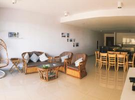 135m2 City-and-Sea View Apt in the Centre of City, Vung Tau