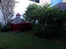 Casa Puerta Dorada, Antigua Guatemala